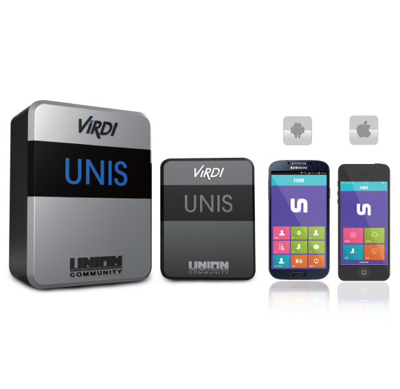 UNIS 4. 0 Access Control S/W Main Features